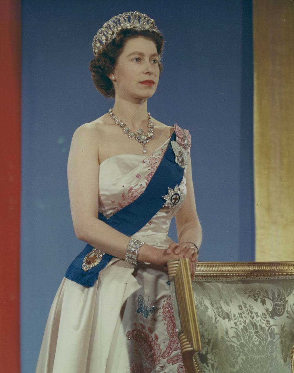 Jubil de diamant de la reine photographies le blogue de biblioth que et archives canada - La reine de la deco ...