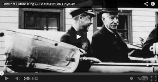 Lien externe à Youtube: Britain's Future King (« Le futur roi du Royaume-Uni »)