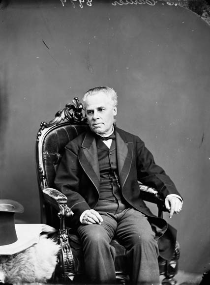 L'honorable sir George-Étienne Cartier, baronnet