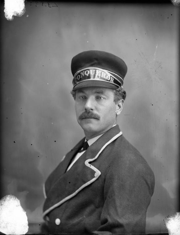 Monsieur Brewer, 1875