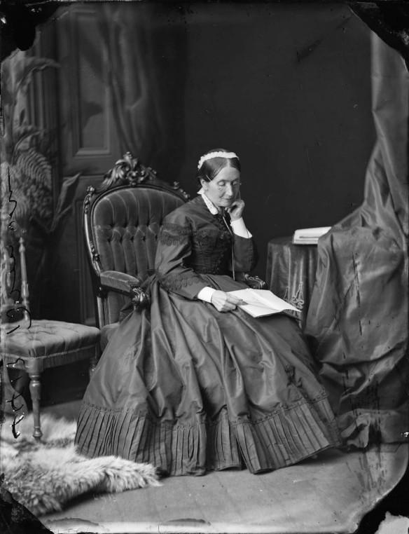 Madame Bronson, 1869