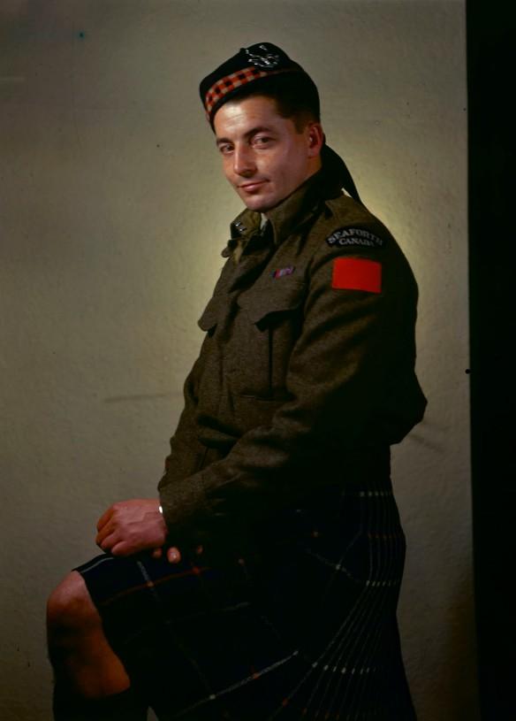 Soldat Ernest Alvia « Smokey » Smith, V.C.