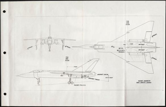 Texte optionnel : Dessin noir et blanc du profil, de l'avant et du dessus d'un avion